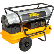 DeWALT® Heavy Duty Forced Air Kerosene Heater DXH215HD 215,000 BTU