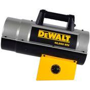 DeWALT® Portable Forced Air Propane Heater DXH40FA 40,000 BTU
