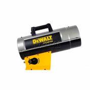 DeWALT® Portable Forced Air Propane Heater DXH150FAV 110K to 150K BTU