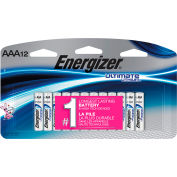 Energizer Ultimate Lithium AAA Batteries  - Pkg Qty 12