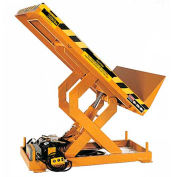 ECOA SpaceSaver™ LifTilt CLTLT Series Lift & Tilt Table CLTLT-04-45-24048-460-3 48x24 4000 Lb.