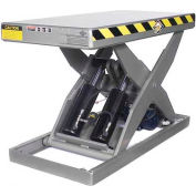 "ECOA TabILift™ HLT Series Scissor Lift Table HLT2-065-36-24048-460-3 48""L x 24""W 6500 Lb. Cap."