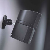 OmniMount Speaker Mount w/ Ceiling & Wall Ball Shaft, 5-lb Weight Capacity