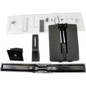 Ergotron® WorkFit Workstation Conversion Kit, Single HD to LCD & Laptop