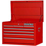 "Extreme Tools 26"" 7 Drawer Tool Chest in Red"
