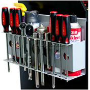 Extreme Tools Hanging Tool and Can Organizer in Silver