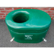 """Lapp Energy-Free Waterer With Urethane Insulation Single Hole 20"""" W x 17"""" H x 29"""" L, 8 Gal. Capacity"""