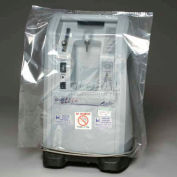 """Low Density Equipment Cover on Roll, 1 mil, 28"""" x 22"""" x 56"""", Clear, Pkg Qty 50"""