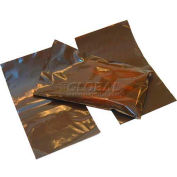 "Amber Bags - Open Ended 3""W x 9""L, Pkg Qty 1,000"