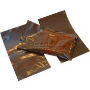 """Open-Ended Amber Bag, 2 mil, 8"""" x 14"""", Pkg Qty 1000"""