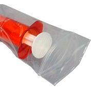 "Reclosable Seal Top Infuser Syringe Bag, 1.5 mil, 3"" x 10"", Pkg Qty 1000"