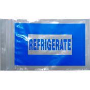 "Refrigerate Bag - Seal Top Reclosable, 2 mil, 5"" x 8"", Pkg Qty 1000"