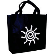 Non-Woven Polypropylene Bag With Sun Print 10 x 8 80 GSM Mil, Pkg Qty 300