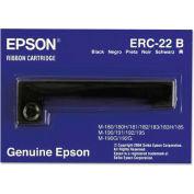 Epson® ERC22B Ribbon - Black/Red