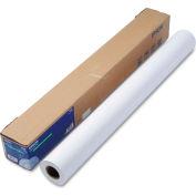 "Epson® Non-Glare Matte-Finish Inkjet Paper S041386, 36"" x 82', White, 1 Roll"