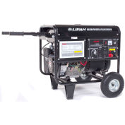 Lifan Power USA AXQ1-200A, 4000 Watts, Welder/Generator Combo, Gasoline, Electric/Recoil Start, 120V