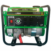 Lifan Power USA ES2000-CA, 1600 Watts, Portable Generator, Gasoline, Recoil Start, 120V