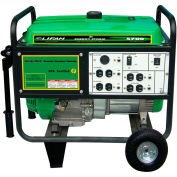 Lifan Power USA ES5700E-CA, 5000 Watts, Portable Generator, Gasoline, Electric/Recoil Start, 120V