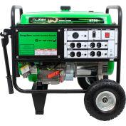 Lifan Power USA ES6750, 6000 Watts, Portable Generator, Gasoline, Recoil Start, 120V