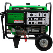 Lifan Power USA ES6750E, 6000 Watts, Portable Generator, Gasoline, Electric/Recoil Start, 120V