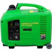 Lifan Power USA ESI-3100iER,3100 Watts,Inverter Generator,Gasoline,Electric/Recoil/Remote Start,120V