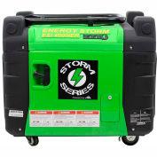Lifan Power USA ESI-4000iER,3800 Watts,Inverter Generator,Gasoline,Electric/Recoil/Remote Start,120V
