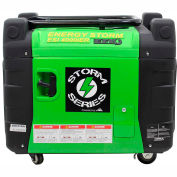 Lifan Power USA ESI-4000iER,3800 Watts,Inverter Generator,Gasoline,Electric/Recoil/Remote Start,120V