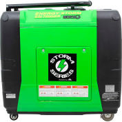 Lifan Power USA ESI-7000iER,6500 Watts,Inverter Generator,Gasoline,Electric/Recoil/Remote Start,120V