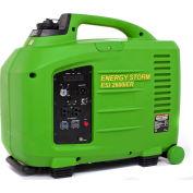 Lifan PowerESI2600iER-CA2800W ES Inverter Generator w/Recoil/Elec Start/Remote/Parallel Jack-CARB
