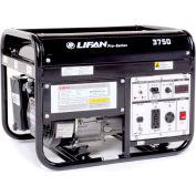 Lifan Power LF3750-CA 3750W Pro Generator - 6.5MHP w/Recoil Start - CARB