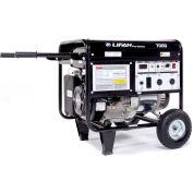 Lifan Power LF7000 7000W Pro Generator - 13MHP w/Recoil Start/Wheel Kit