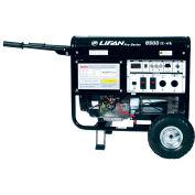 Lifan Power LF8500iE-CA 8500W Pro Generator - 15MHP w/Recoil/Elec Start/Wheels - CARB
