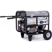Lifan Power LF8500iEPL-CA 8500W Clean Power Low THD Generator- 15MHP w/Recoil/Elec Start-CARB