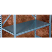 "Equipto V-Grip 20 Extra Shelf - 18"" x 36"", Textured Regal Blue"
