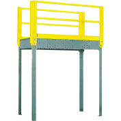"Equipto 977S04 Catwalk, 96"" High Unit, Walkway 48"" x 48"""