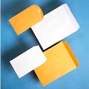 Lightweight Kraft Catalog Envelopes, Gummed, 20-lb., 9 x 12, 250/Box