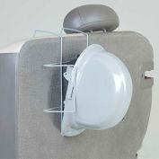ERB™ 17960, Hard Hat Seat Mount, Silver - Pkg Qty 12