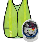PPE Safety Kit, ERB Safety 18526 - White