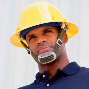 Hard Hat Chin Strap With Chin Guard, ERB Safety 19181, Green - Pkg Qty 12