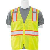 Aware Wear® Non-ANSI Vest, 61321 - Lime, Size L