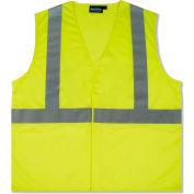 Aware Wear® ANSI Class 2 Economy Mesh Vest, 61426 - Lime, Size L