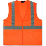 Aware Wear® ANSI Class 2 Economy Mesh Vest, 61453 - Orange, Size M