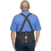 Ergodyne® ProFlex® 1100SF Standard Back Support, Black, 3XL