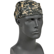 Ergodyne® Chill-Its® 6615 High-Performance Dew Rag, Camo, One Size
