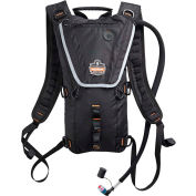 Ergodyne® Chill-Its® 5156 Premium Low Profile Hydration Pack, Black, 2 Liter