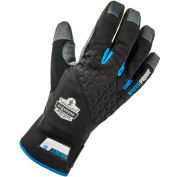 Ergodyne® ProFlex® 817WP Thermal Waterproof Utility Gloves, Black, XL