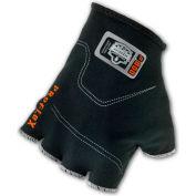 Ergodyne® ProFlex® 800 Glove Liners, Black, Large