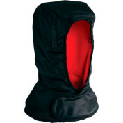 Ergodyne® N-Ferno® 6842 2-Layer Cold Series Econo Winter Liner, Black/Red, One Size - Pkg Qty 12