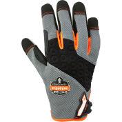 Ergodyne® ProFlex® 710 Heavy-Duty Utility Glove, Black, Medium, 17043