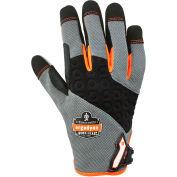 Ergodyne® ProFlex®710 Heavy-Duty Utility Glove, Black, Large, 17044